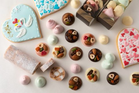White Day sweets collections Fiorentina Pastry Boutique Grand Hyatt Tokyo