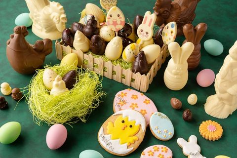 Easter Sweets Collection Grand Hyatt Tokyo eyecatch