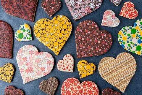 バレンタインスイーツ チョコレート クッキー フィオレンティーナ ペストリー ブティック グランド ハイアット 東京