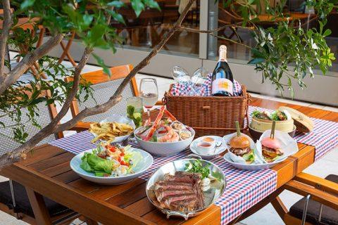春のピクニック 2021 オーク ドア グランド ハイアット 東京 アイキャッチ