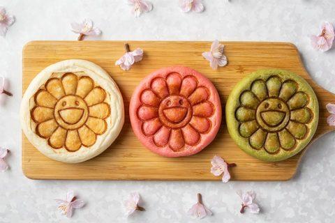 村上隆 春のお花あんぱん アイキャッチ