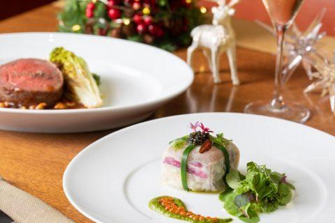 フィオレンティーナ クリスマスディナー アイキャッチ画像