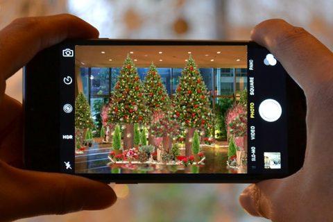 インスタグラム クリスマスキャンペーン 2021 グランド ハイアット 東京 アイキャッチ