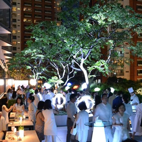 Soiree Blanche 2017 ~All White Summer Party~
