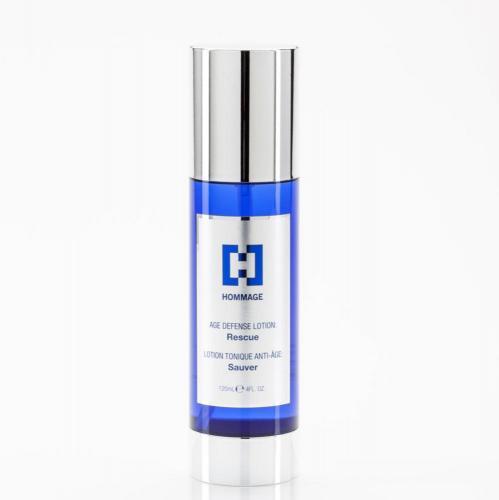 HOMMAGE AGE DEFENSE LOTION: Rescue 120ml