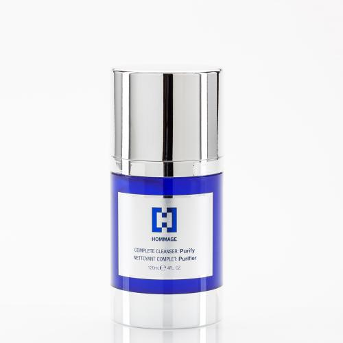 HOMMAGE COMPLETE CLEANSER: Purify 120ml