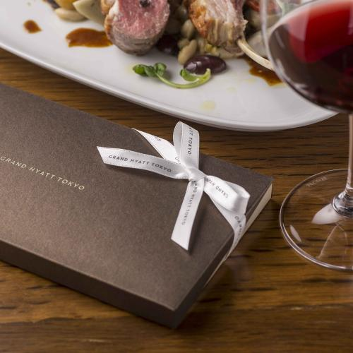 10 Dining Certificates with Gift Box