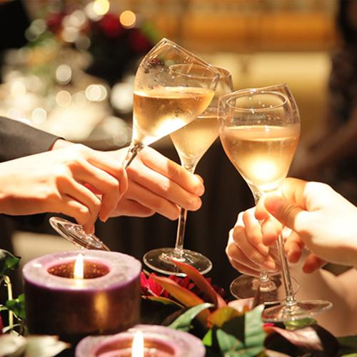 "【October 20】Champagne Free-Flow ""Cabaret Night"" at The French Kitchen"
