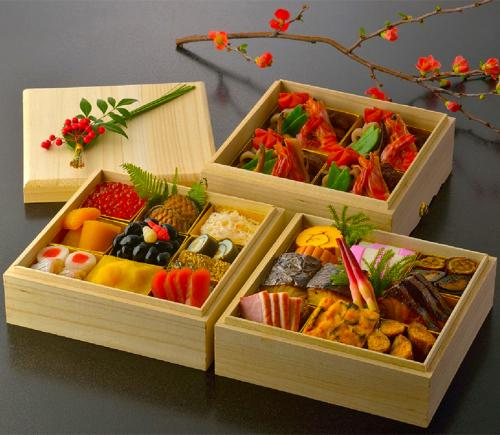 Osechi Box for the New Year