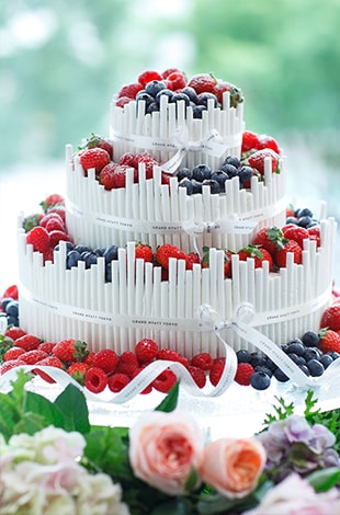 お料理・ケーキ ウエディングケーキ11