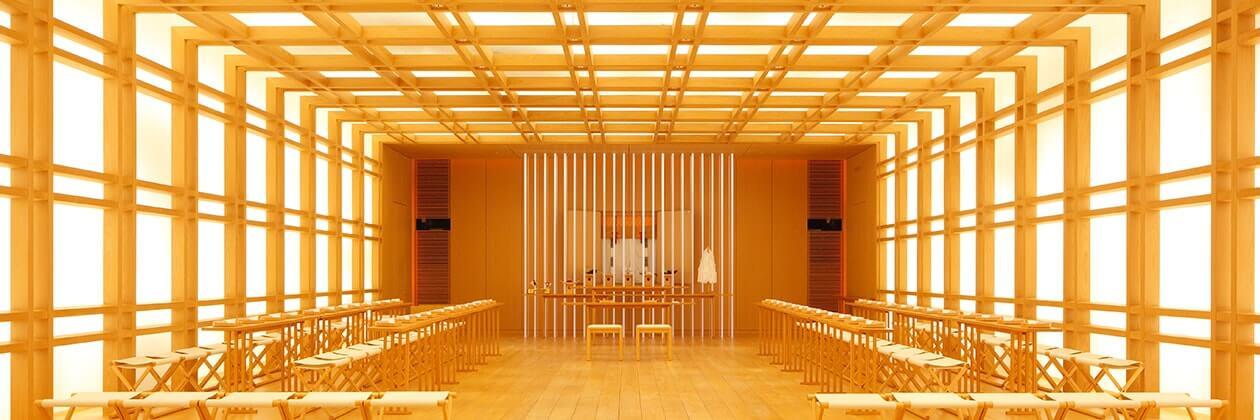 SHINTO SHRINE 神殿5