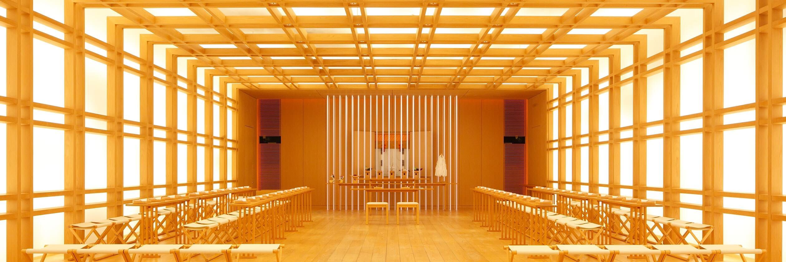 挙式 神殿5